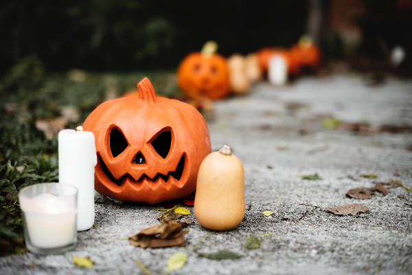 Halloween Safety & Security Tips