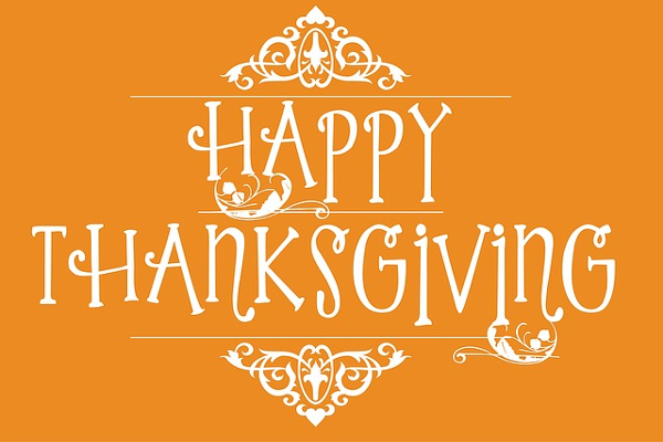 Happy Thanksgiving From Everyone At SecurityCamExpert.com!