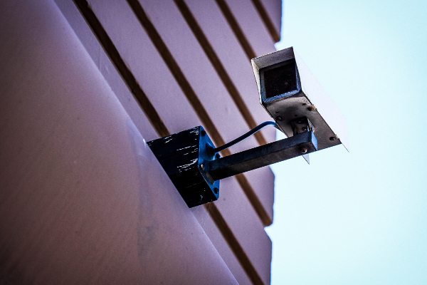 Mounting Outdoor Security Cameras